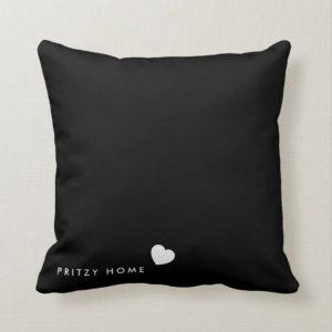 Black Signature Comfort Cushion
