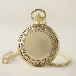 Signature Pocket Watch