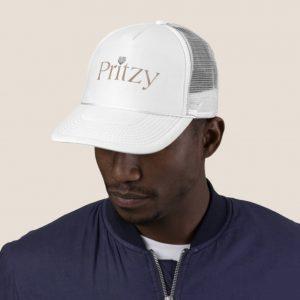 White Signature Cap
